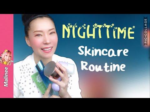 เคล็ดลับหน้าเด็ก-skincare-วัย-50-ดูแลผิวยังไง-nighttime-skincare-routine-part-2-#รีวิวสกินแคร์