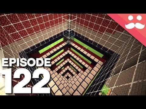 Hermitcraft 5: Episode 122 - BLAZE FARM DONE!