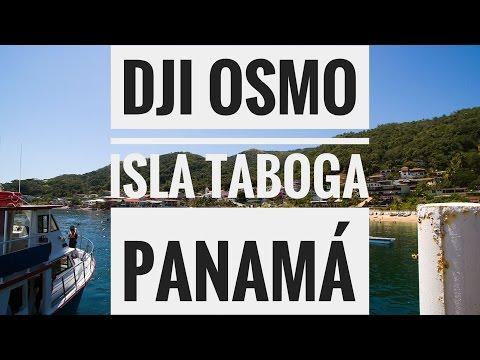 Dji Osmo 4K Isla Taboga | Panamá (1080p)