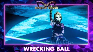 Zeemeermin - 'Wrecking Ball' - Miley Cyrus | The Masked Singer | VTM