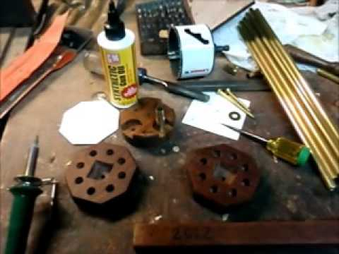 Making A Speed Loader For A Henry Rifle In .22 Cal.