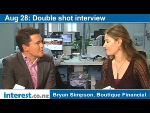 Double Shot Interview:  Bryan Simpson, Boutique Financial with Amanda Morrall