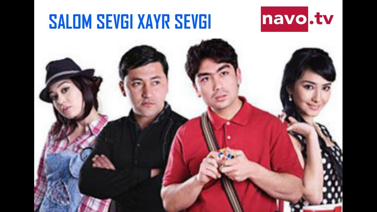 Salom sevgi xayr sevgi (uzbek kino) | Салом севги хайр севги (узбек кино)