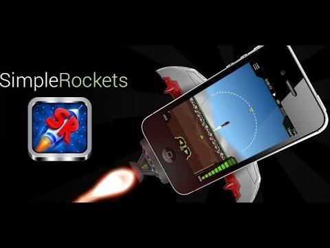 симпл рокетс на андроид как сесть на луну