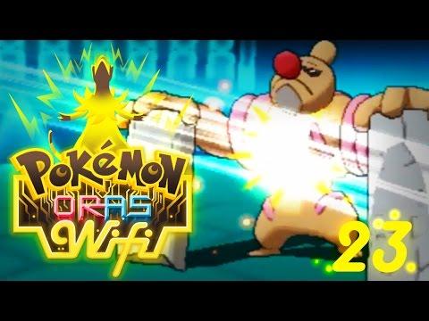 Pokemon ORAS *LIVE* Wifi Battle #23 || vs Jindai [FACECAM] Hyper offensive charge! LOPUNNY!