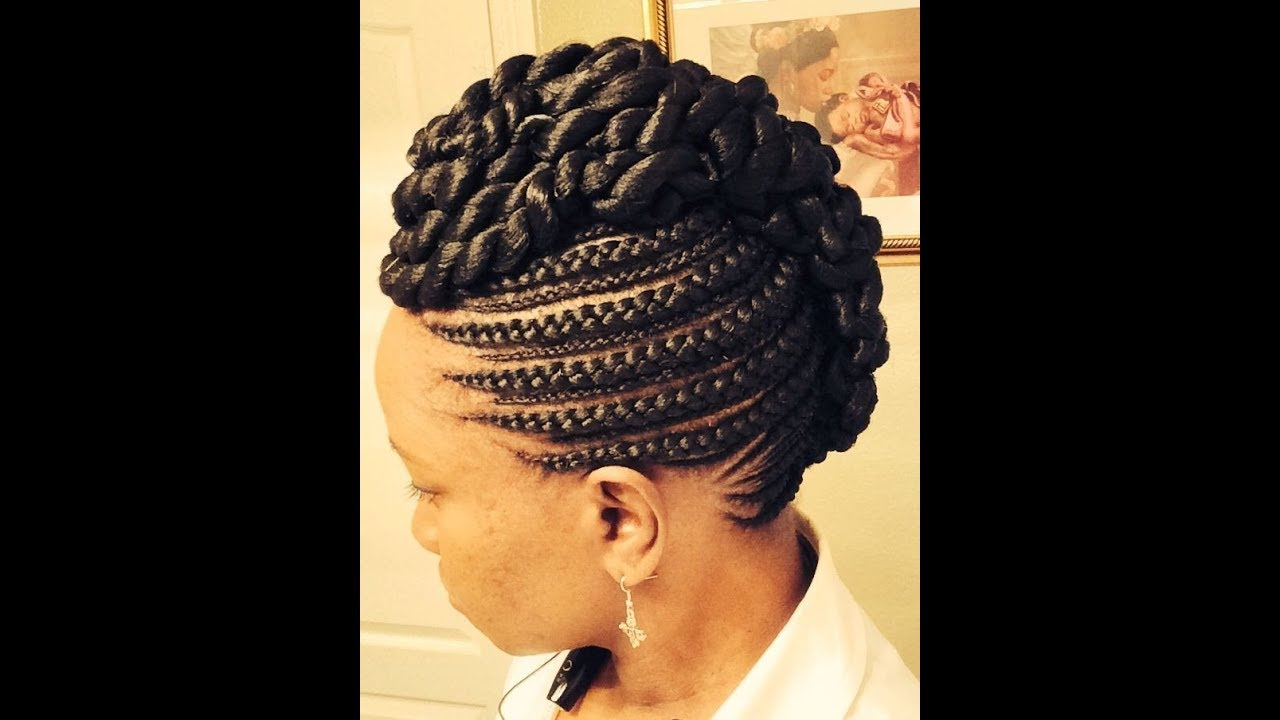 40+ Super Hot African Braided Hair Styles To Wear