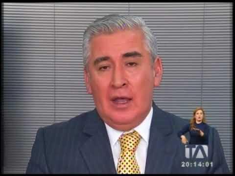 Noticias Ecuador: 24 Horas 05092018 Emisión Estelar - Teleamazonas