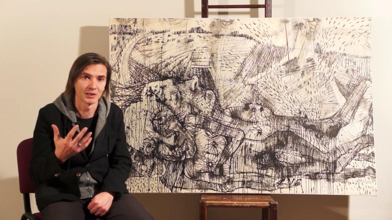 The Larks - Valery GRIKOVSKY / Dezhenin gallery