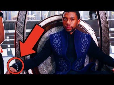 BLACK PANTHER Trailer - Kendrick Lamar Song & Details You Missed (Rise TV Spot)