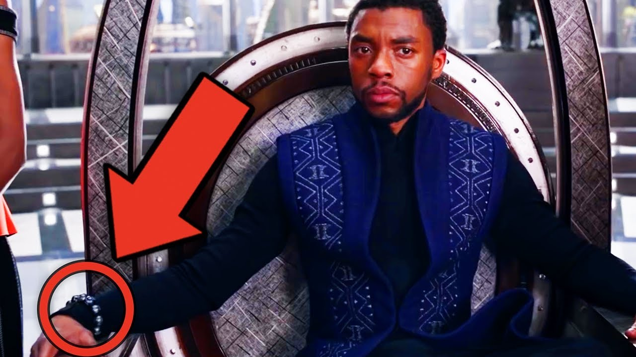 BLACK PANTHER Trailer - Kendrick Lamar Song & Details You