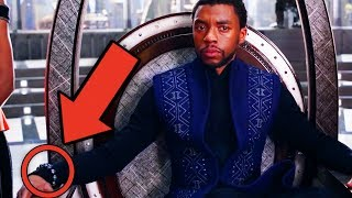 BLACK PANTHER Trailer - Kendrick Lamar Song & Details You Missed (Rise TV Spot)