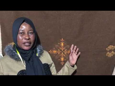 Aïcha Romdhan, artisane de Kébili