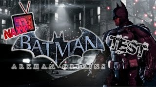 [Test][PC] Batman Arkham Origin [GTX 780]