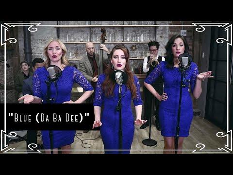 """Blue (Da Ba Dee)"" (Eiffel 65) Electroswing Cover by Robyn Adele Anderson"