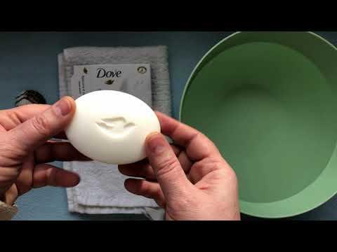 Мыло Дав увлажняющий крем Dove