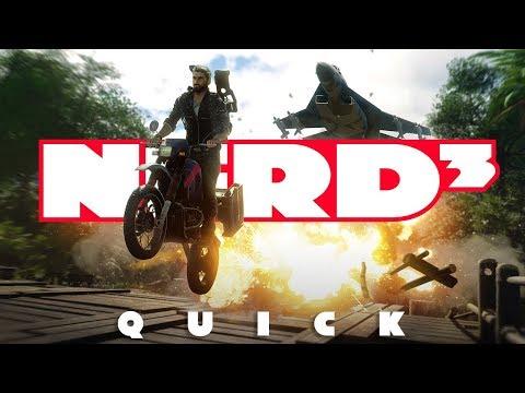 Just Cause 4 - Nerd³ Quick