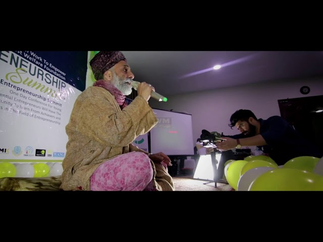 YBQ (Yousuf Bashir Qureshi) pours his heart in this charming conversation with our youth | Swat