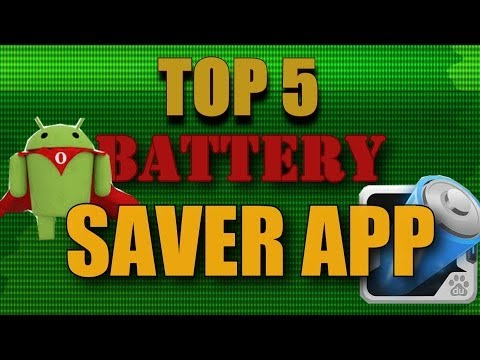 TOP 5 Epic BATTERY SAVER APP OF 2014 !!!