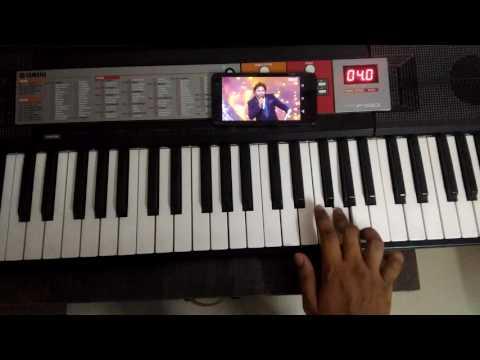 Mukunda murari title song on keyboard