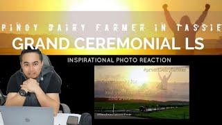 Announcement of Inspirational Photo Reaction Game | Grand LS | PinoydairyfarmerinTassie
