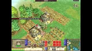 Lets Play Empires Dawn of the Modern World Multiplayer 2vs2