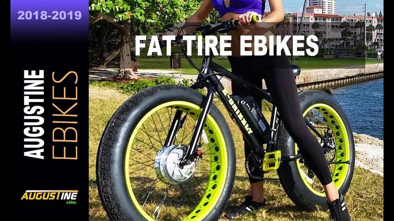 5549d9560db AMAZING - Fat Tire e-bikes. Electric bikes with attitude - YouTube