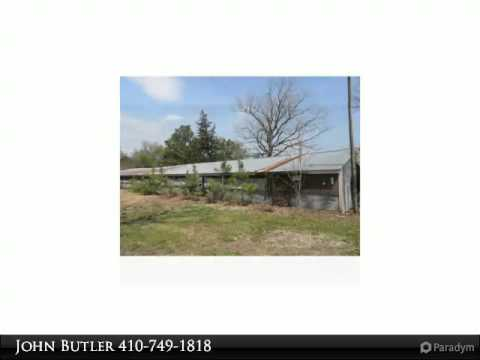 homes for sale 4726 timmons rd pittsville md youtube