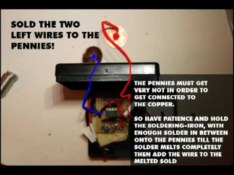 basic auto electrical diagram how to build a zapper  cheap  amp  simple penny zapper 15hz  how to build a zapper  cheap  amp  simple penny zapper 15hz