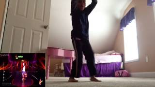 Just Dance Moves Like Jagger by Jason