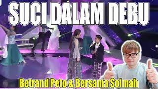 Download lagu [KOREA REAKSI] Betrand Peto Putra Onsu | Suci Dalam Debu | Duet Bersama Soimah