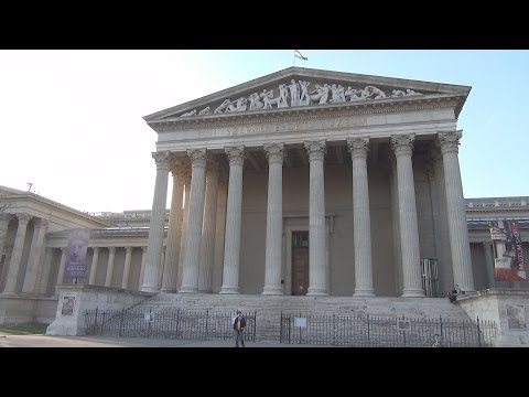 Museum of Fine Arts Budapest (AMAZING Walking Tour!!!)