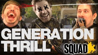 SQUAD - Generation Thrill!