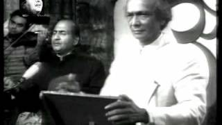 Mann Tadpat - Mohammad Rafi Live With Naushad