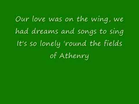Fields Of Anthenry + Lyrics (The Malleys)
