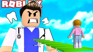 Roblox Escape The Dentist Obby With Molly!