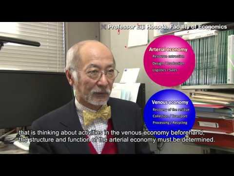 Can we build a circular economy in Japan?  -  Eiji Hosoda