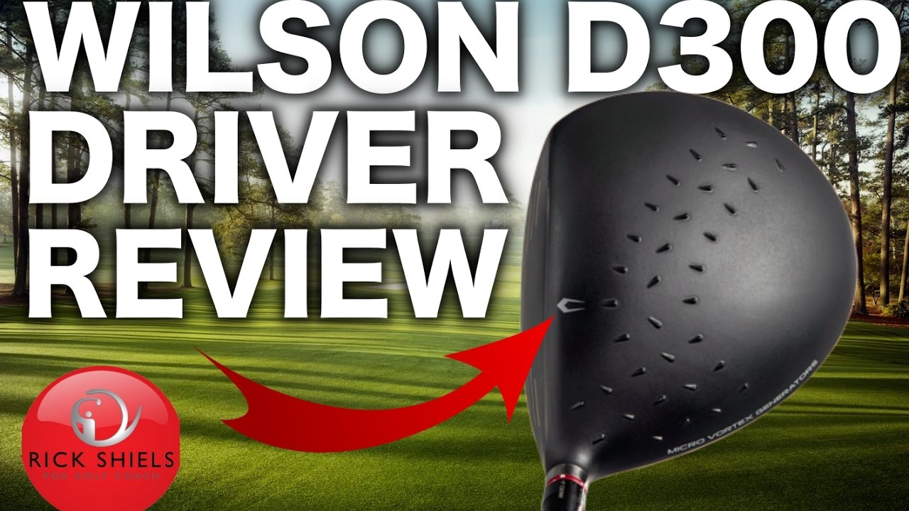 Wilson blackjack driver review