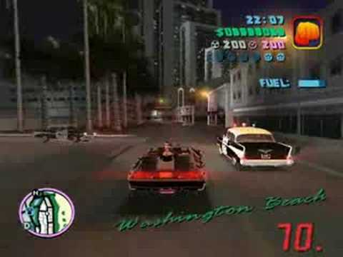 Grand Valley Auto >> GTA Vice City: Back To The Future Hill Valley Teil 2 - YouTube