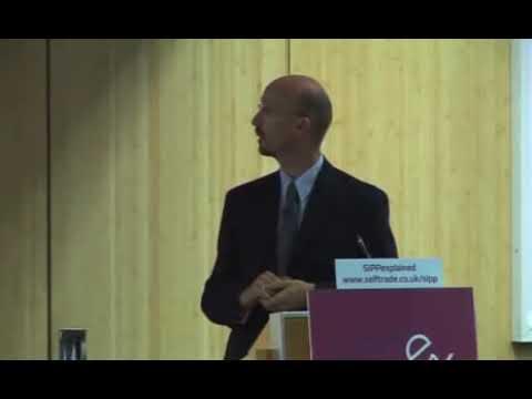Sippex seminar 2010 - Speaker: Jonathan Eley, editor of Investors Chronicle