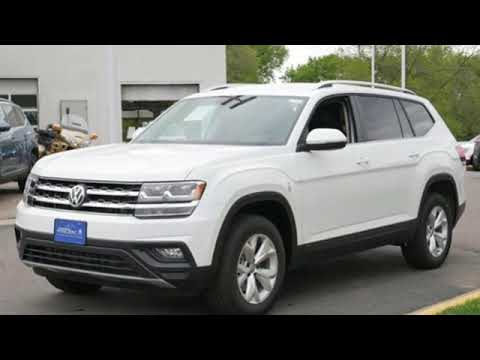 New 2019 Volkswagen Atlas Saint Paul MN Minneapolis, MN #90834