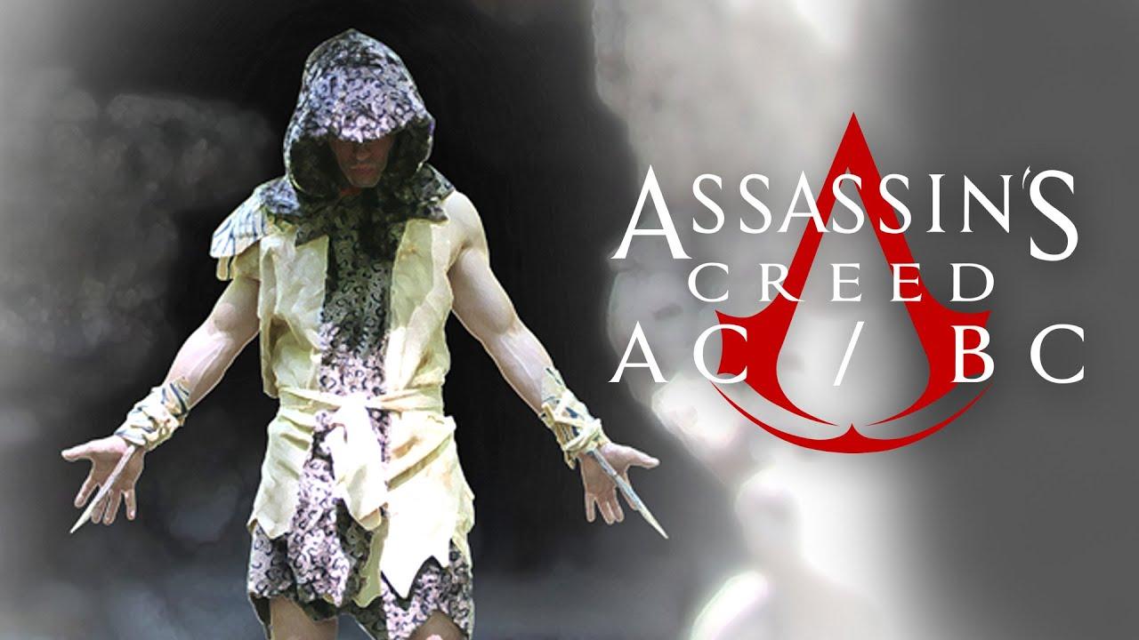 CAVEMAN ASSASSIN'S CREED - YouTube