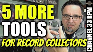 Improve your vinyl experience with these 5 accessories | RECORD COLLECTING
