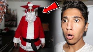 Katİl Noel Baba Evİme Geldİ Yardim Edİn !!  Başım Belada