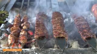 Kebabın Sesi... Adana Kebabı'nın 1 dakikalık iştah kabartan filmi...