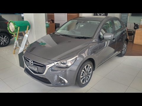 In Depth Tour Mazda 2 R AT Facelift 2017 - Indonesia