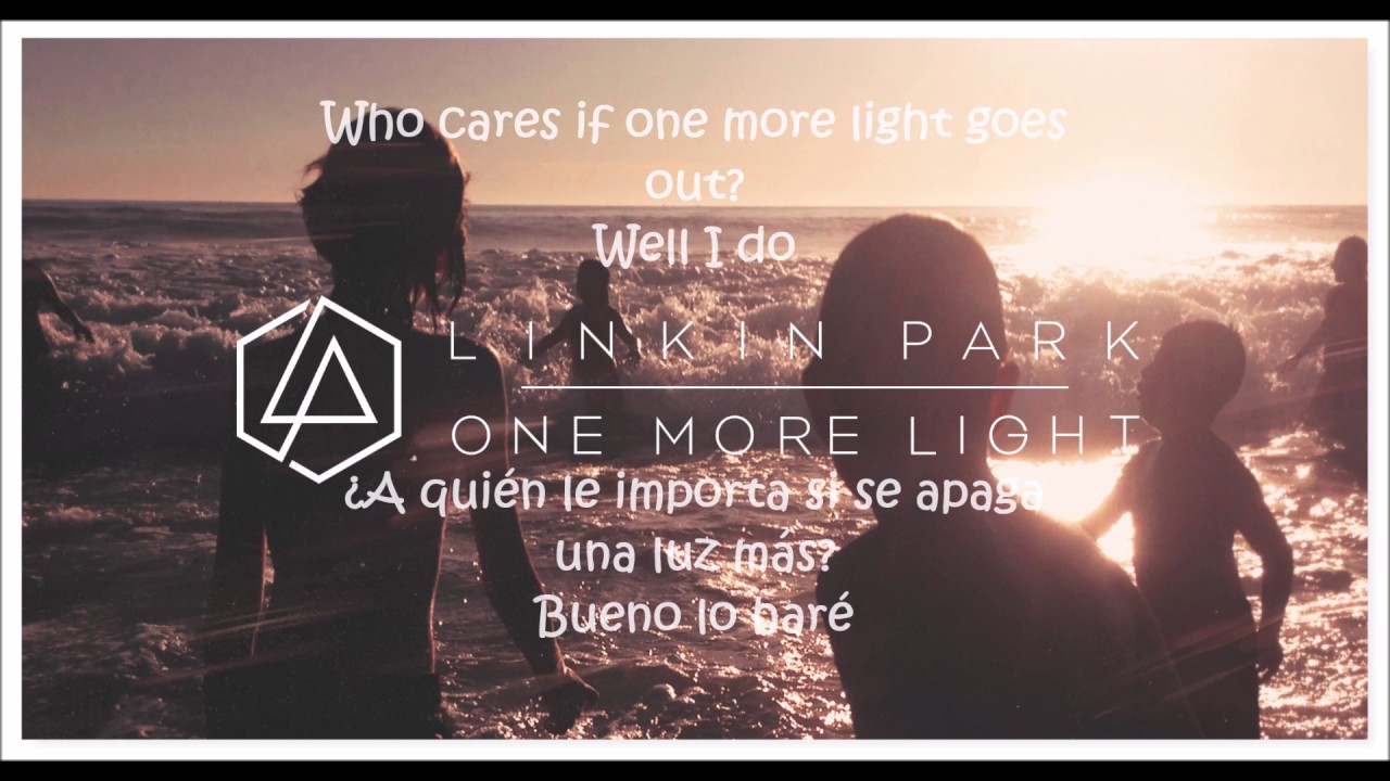 One More Light Linkin Park