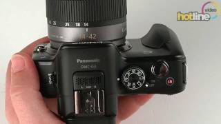 Обзор  Panasonic DMC-G3