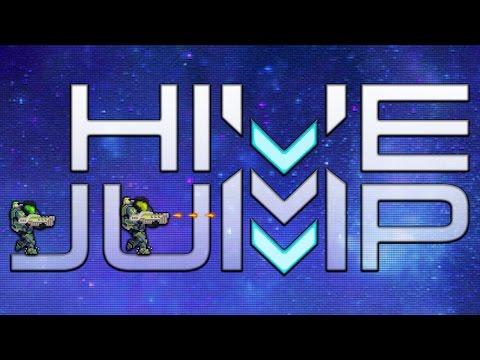 Retro 2D Bugshooter - Hive Jump - Part 1  