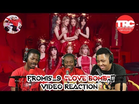fromis9 Love Bomb   Reaction