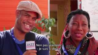 Jazz Moments : Fatoumata Diawara et Roberto Fonseca, osmose totale à Jazz in Marciac.